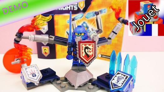 jeux de nexo knights