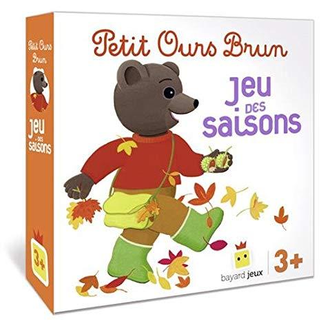 jeux de petit ours brun gratuit