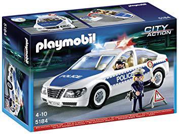 jeux de playmobil police
