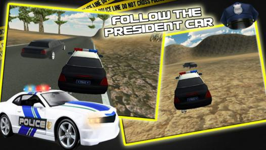 jeux de police de route