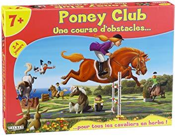 jeux de poney club
