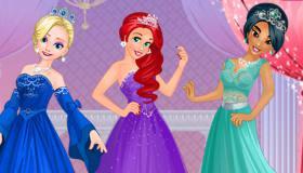 jeux de princesse ariel