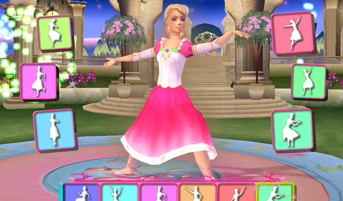 jeux de princesse barbie