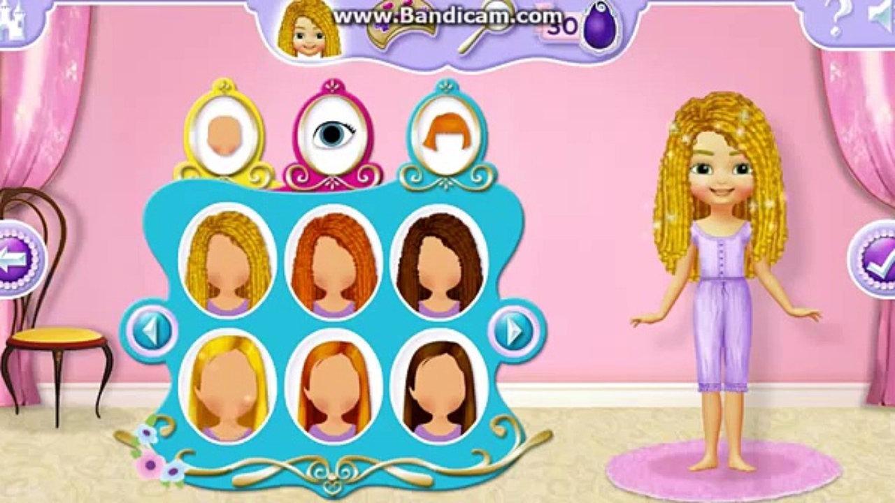 jeux de princesse sofia en français gratuit
