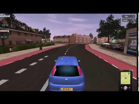 jeux de promenade en voiture