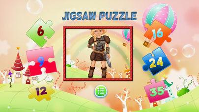 jeux de puzzle fille gratuit