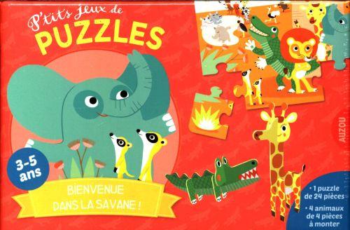 jeux de puzzle pour 5 ans
