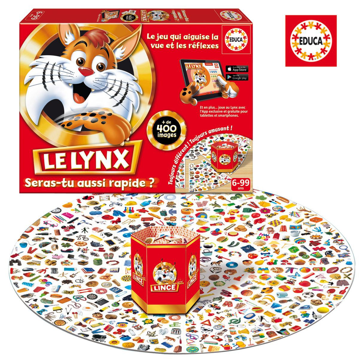 jeux de société le lynx