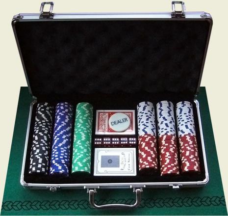 jeux de société poker