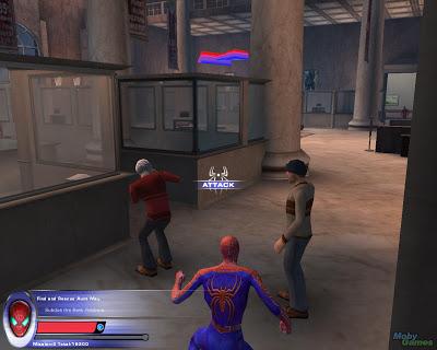 jeux de spiderman 1