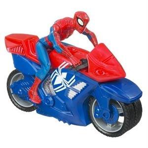 jeux de spiderman moto