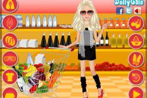 jeux de supermarché pour fille
