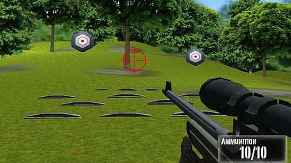 jeux de tir à la carabine