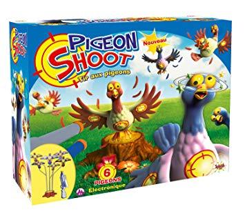 jeux de tir aux pigeons gratuit