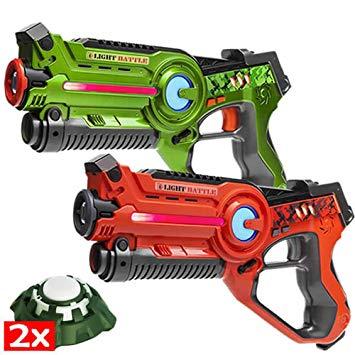 jeux de tir pistolet laser