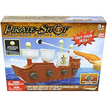 jeux de tir sur bateau