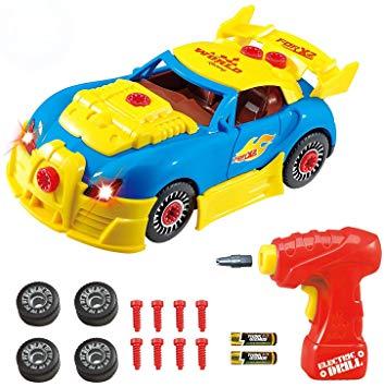 jeux de voiture a construire