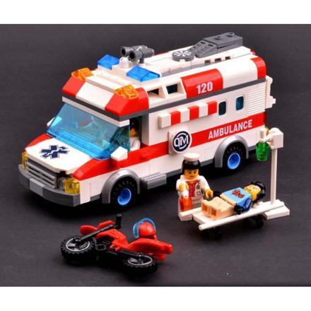 jeux de voiture de ambulance