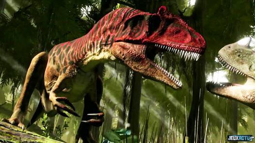 jeux de vrai dinosaure