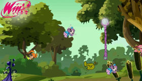 jeux de winx de la jungle