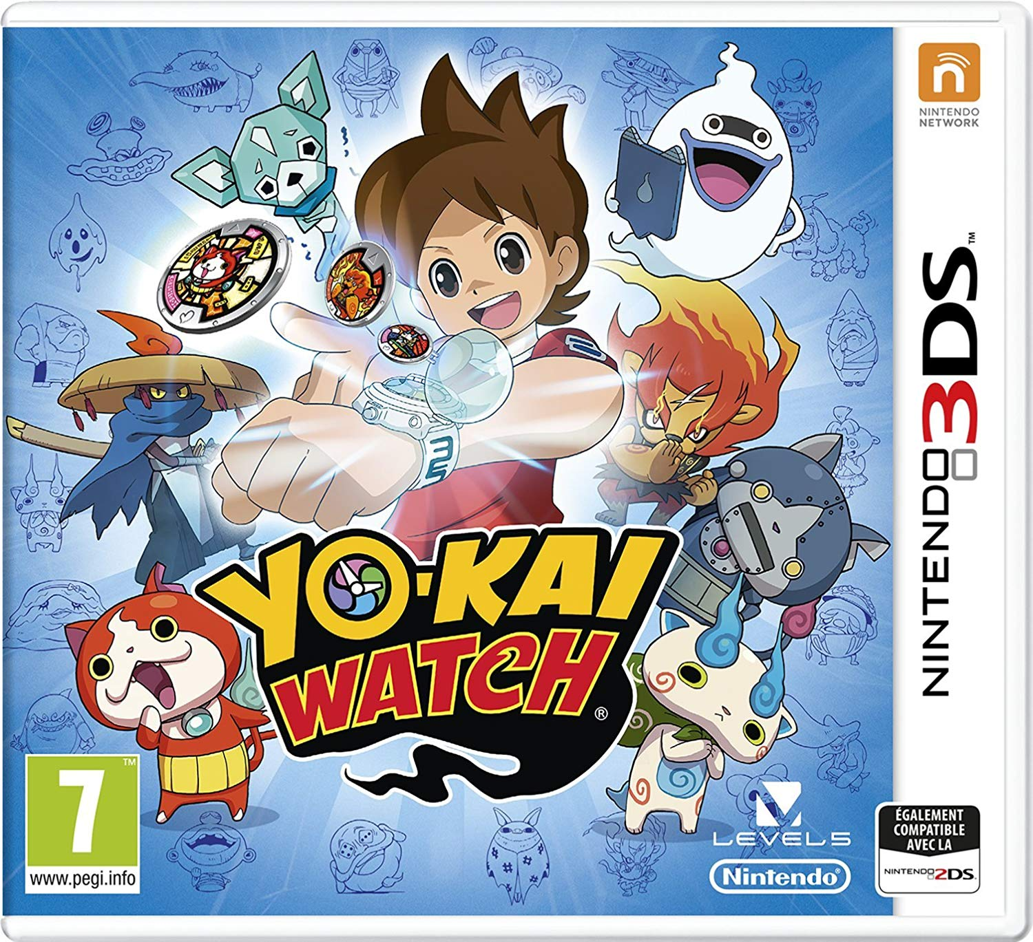 jeux de yokai watch