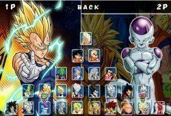 jeux dragon ball z combat