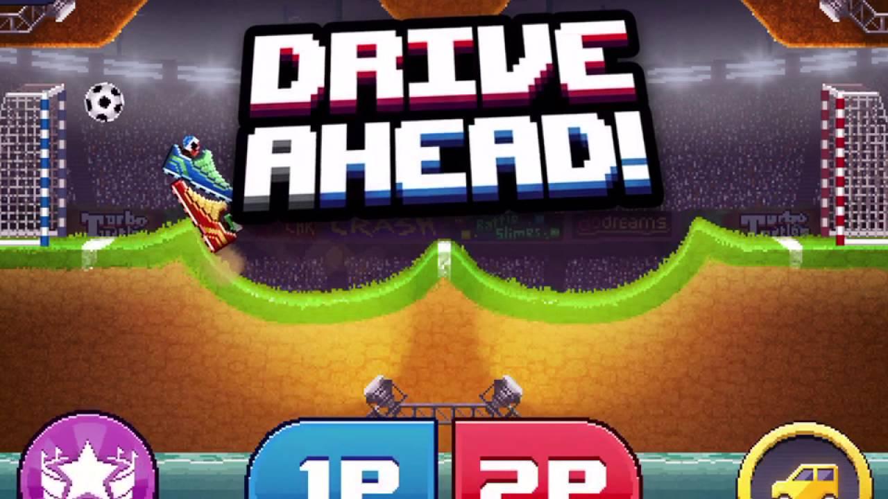jeux drive