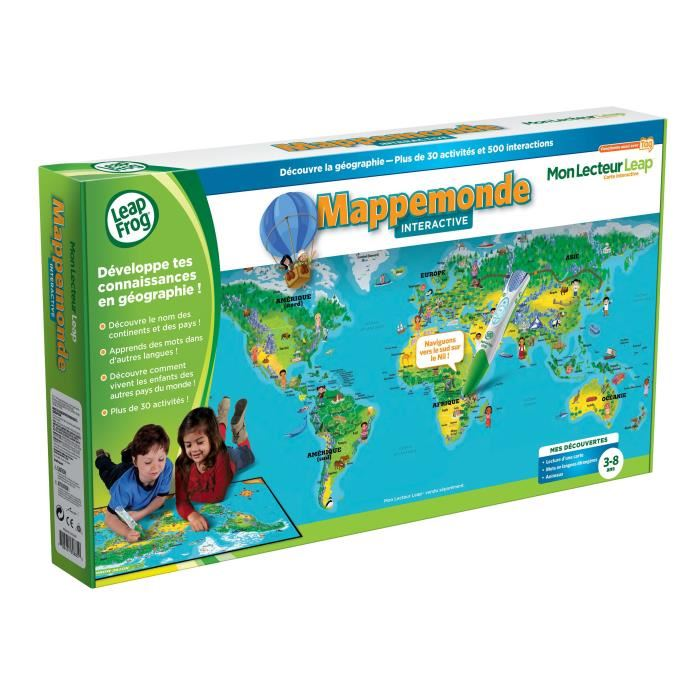 jeux educatif geographie