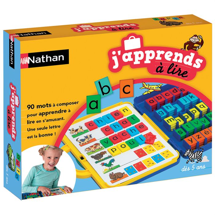 jeux educatif pour apprendre a lire