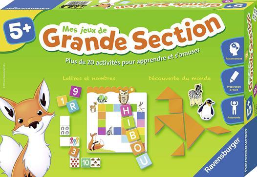 jeux educatif pour grande section maternelle