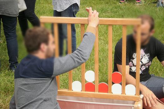 jeux en bois extérieur