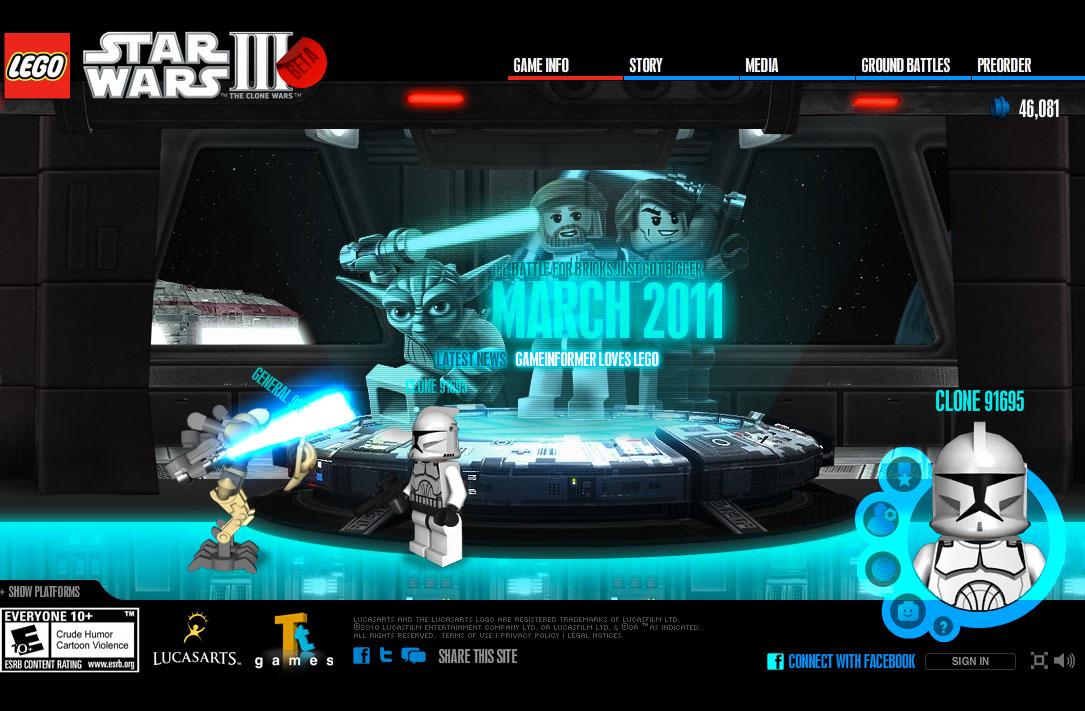 jeux en ligne lego star wars gratuit