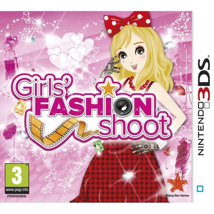 jeux fille 3ds