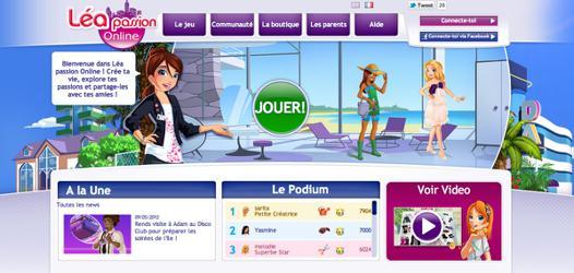 jeux fille online