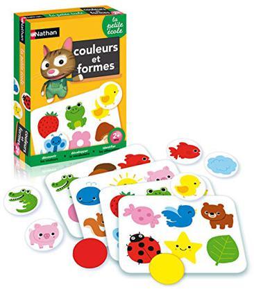 jeux forme et couleur