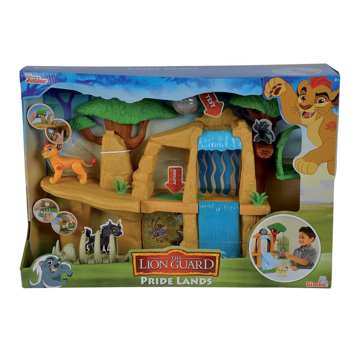 jeux garde du roi lion