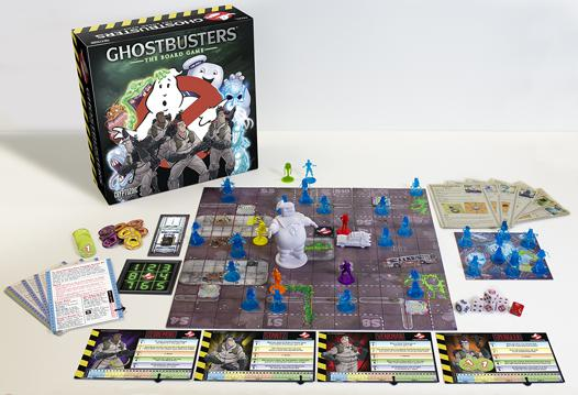 jeux ghostbuster