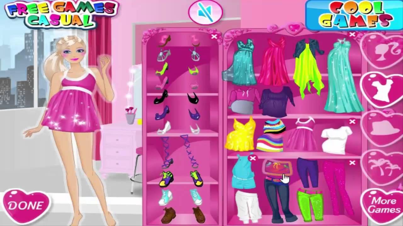 jeux gratuit de fille barbie princesse