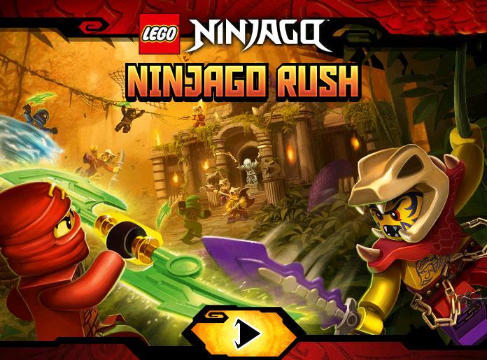 jeux gratuit de ninjago