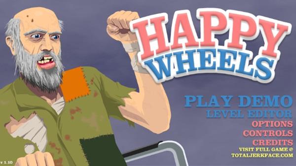 jeux happy wheels 5