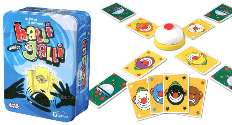 jeux junior