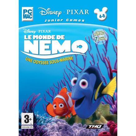 jeux le monde de nemo