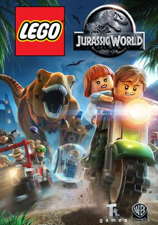 jeux lego jurassic world
