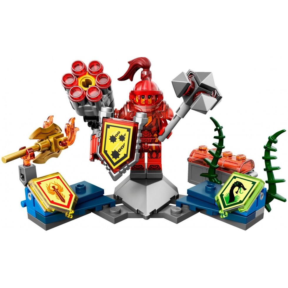 jeux lego nexo knights