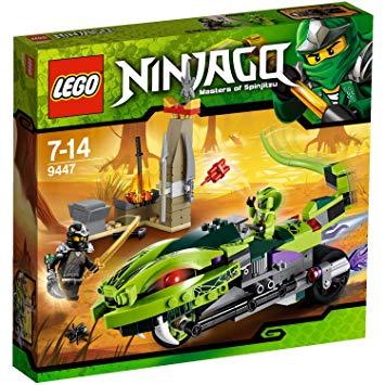jeux lego ninjago serpent