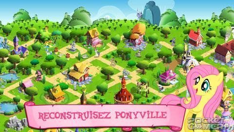 jeux my little pony les amies c est magique