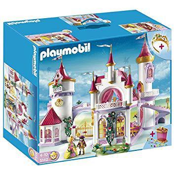 jeux playmobil fille