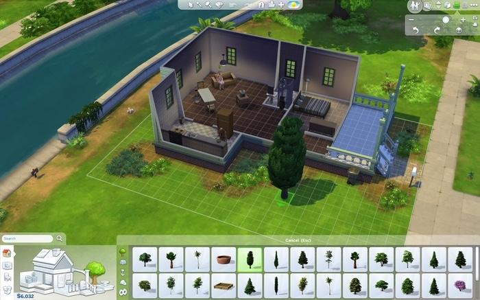 jeux pour construire une maison