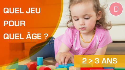 jeux pour enfant de 3 an
