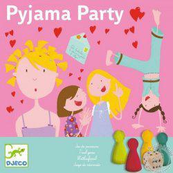 jeux pyjama party fille